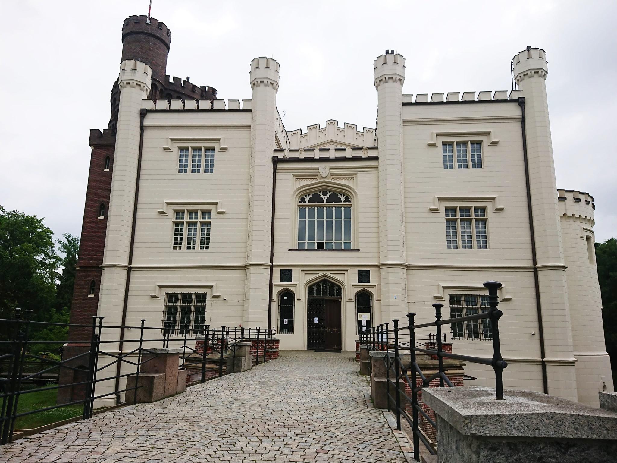 zamek Kórnik